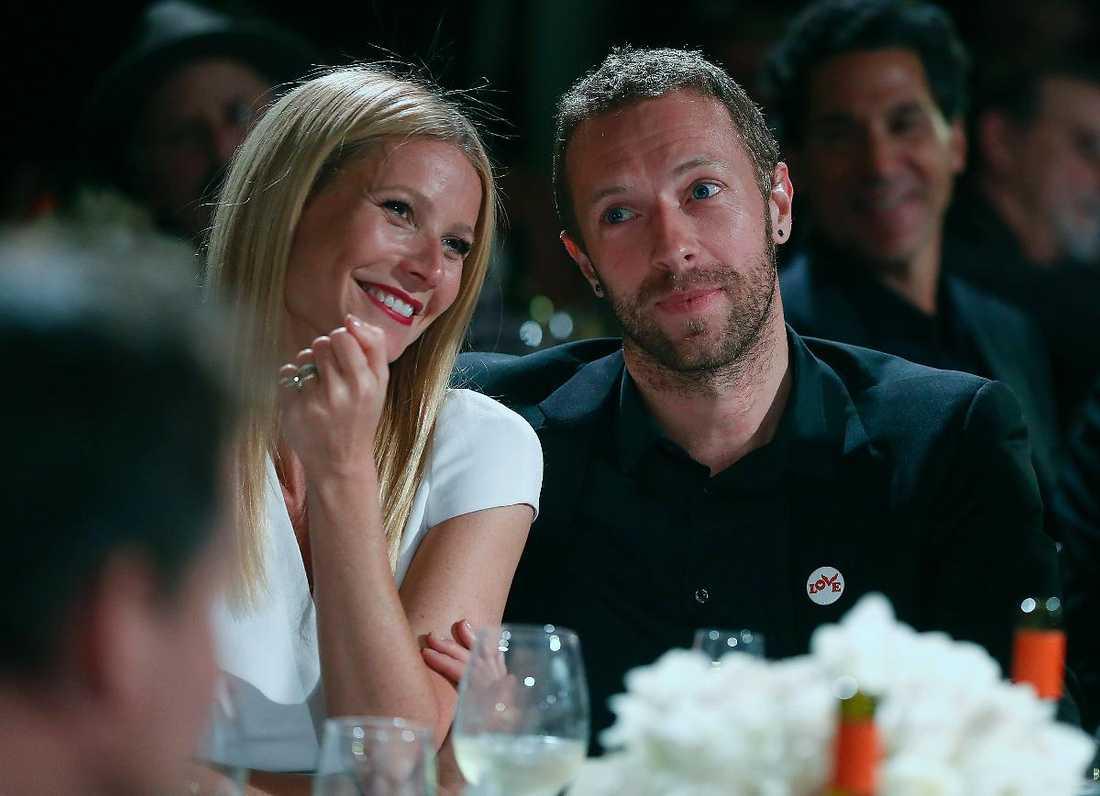 Gwyneth Paltrow och Chris Martin träffades hösten 2002 och var gifta i drygt elva år.
