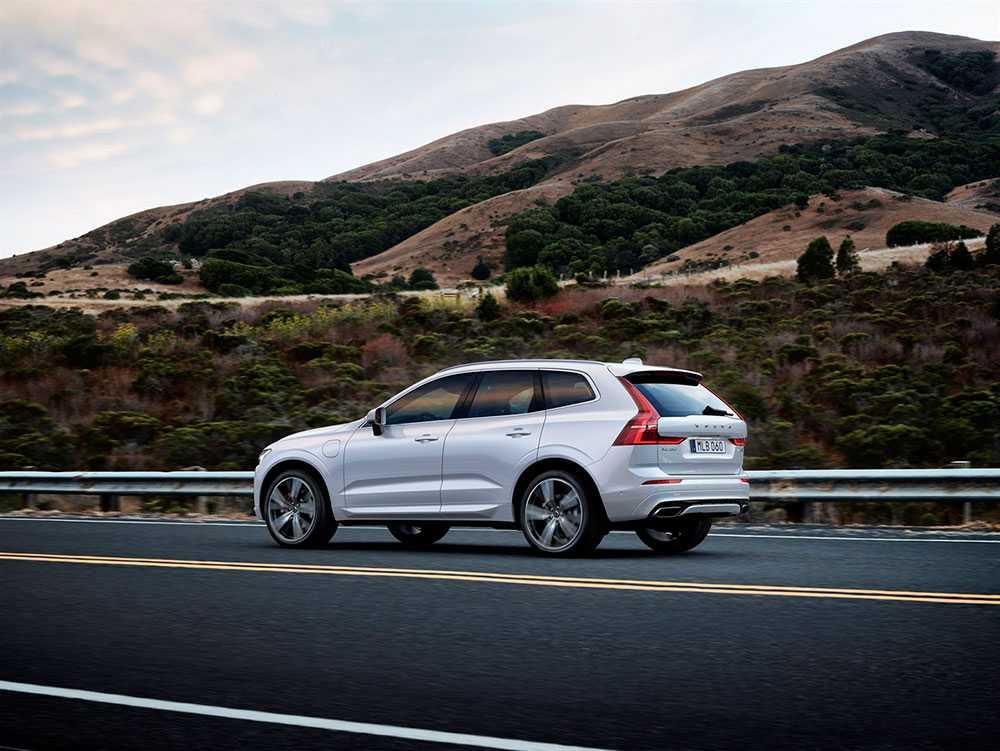 Volvo XC60 plockade hem den prestigefyllda titeln World Car 2018.