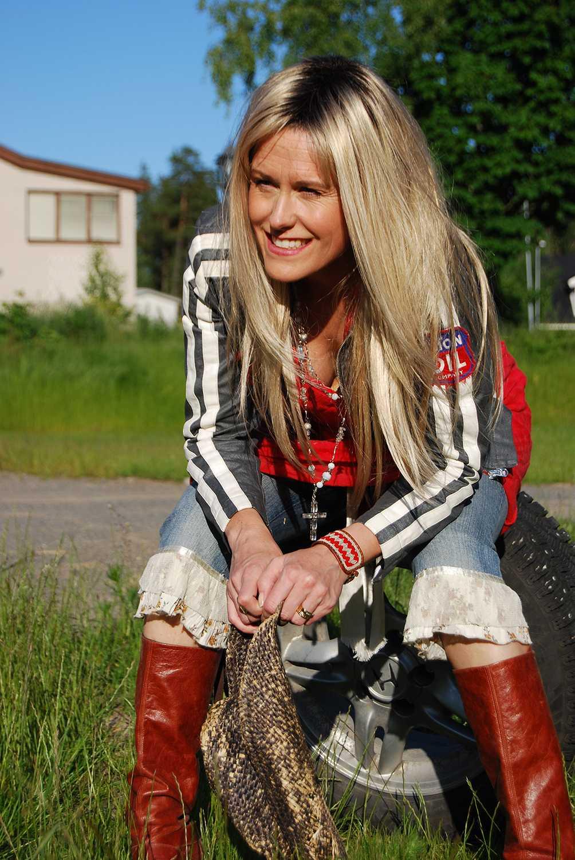 Annika Ljungberg.
