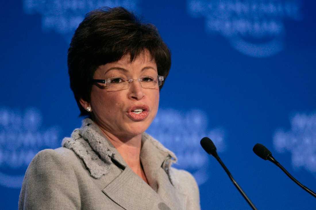 Valerie Jarrett blev utsatt för rasistiska kommentarer.