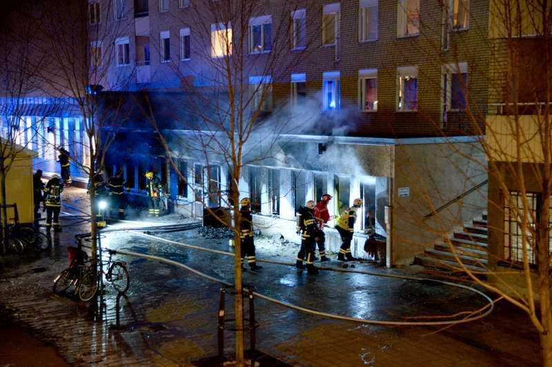Utredningen om moskébranden i Eskilstuna läggs ner, enligt polisen låg inget brott bakom branden.