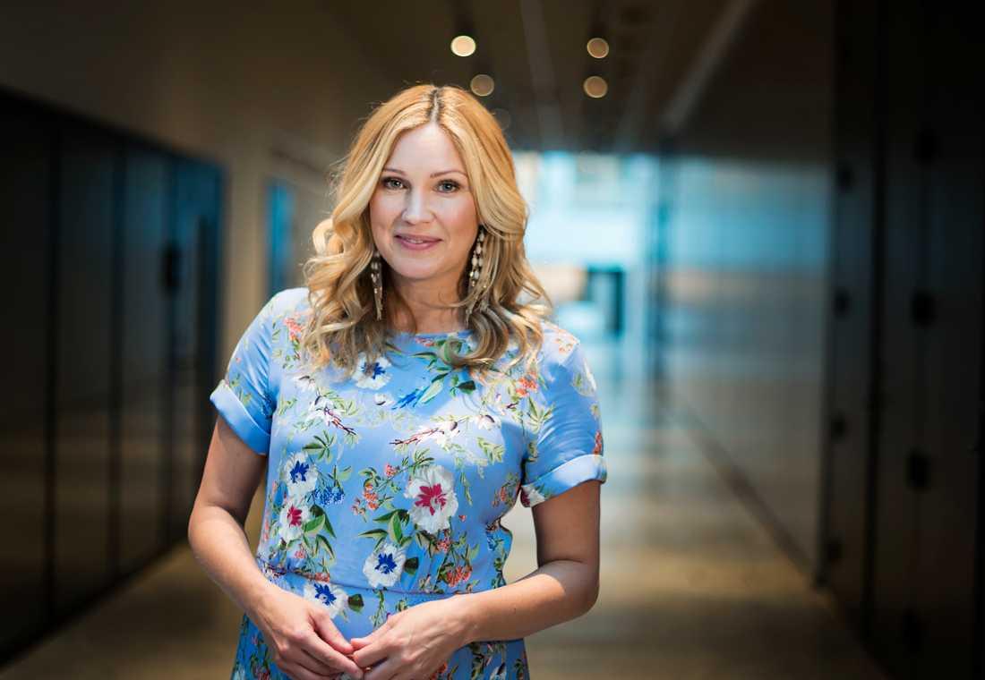 Bland annat Jessica Almenäs har uppmärksammat kampanjen.