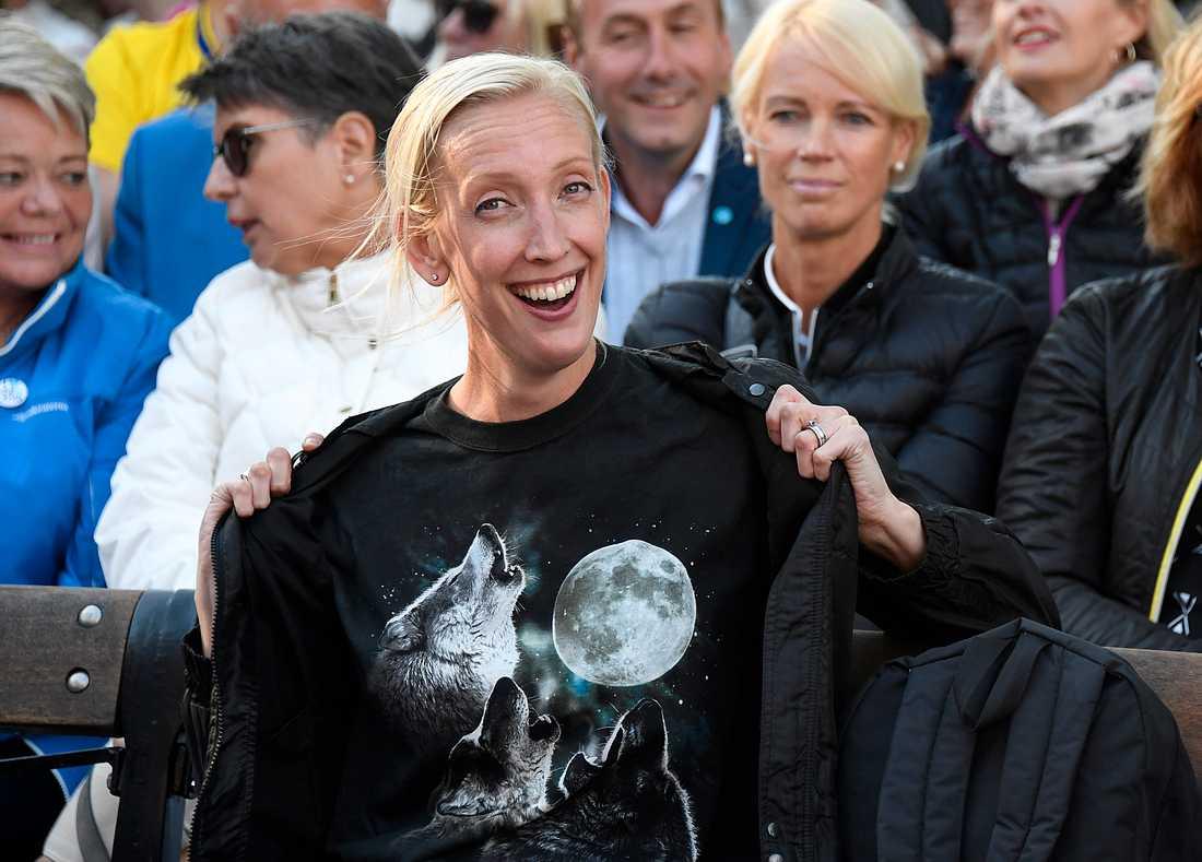 Riksdagsledamoten Sofia Arkelsten.