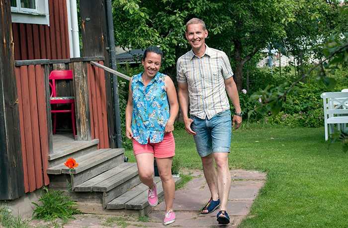 Fru Fri och Farbror Fri bestämde sig 2011 för att de skulle bli ekonomiskt fria och slippa jobba resten av livet.