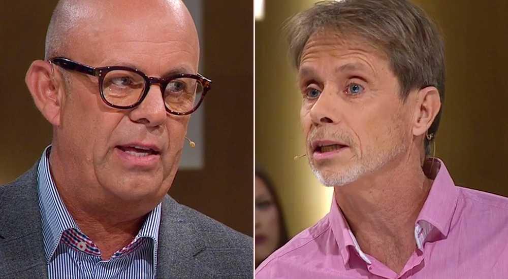 Sylve Söderstrand och Jacob Hård.