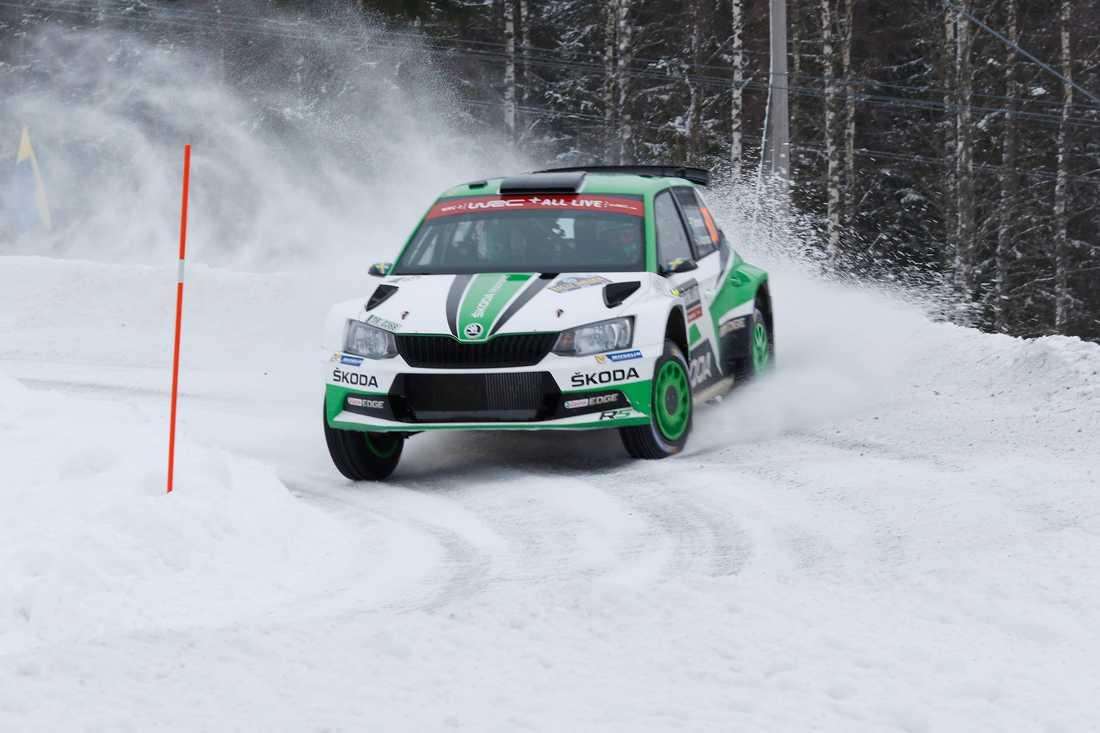 Pontus Tidemand - på väg mot WRC?