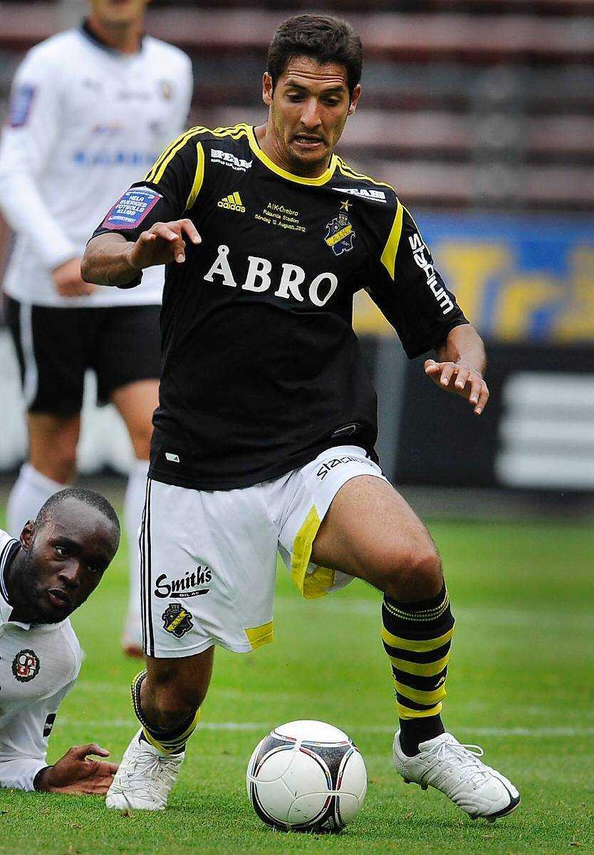 Celso Borges värvades nyss till AIK.