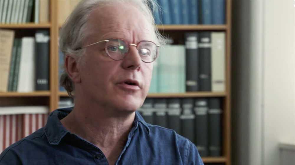 Barnläkaren Anders Hjern.
