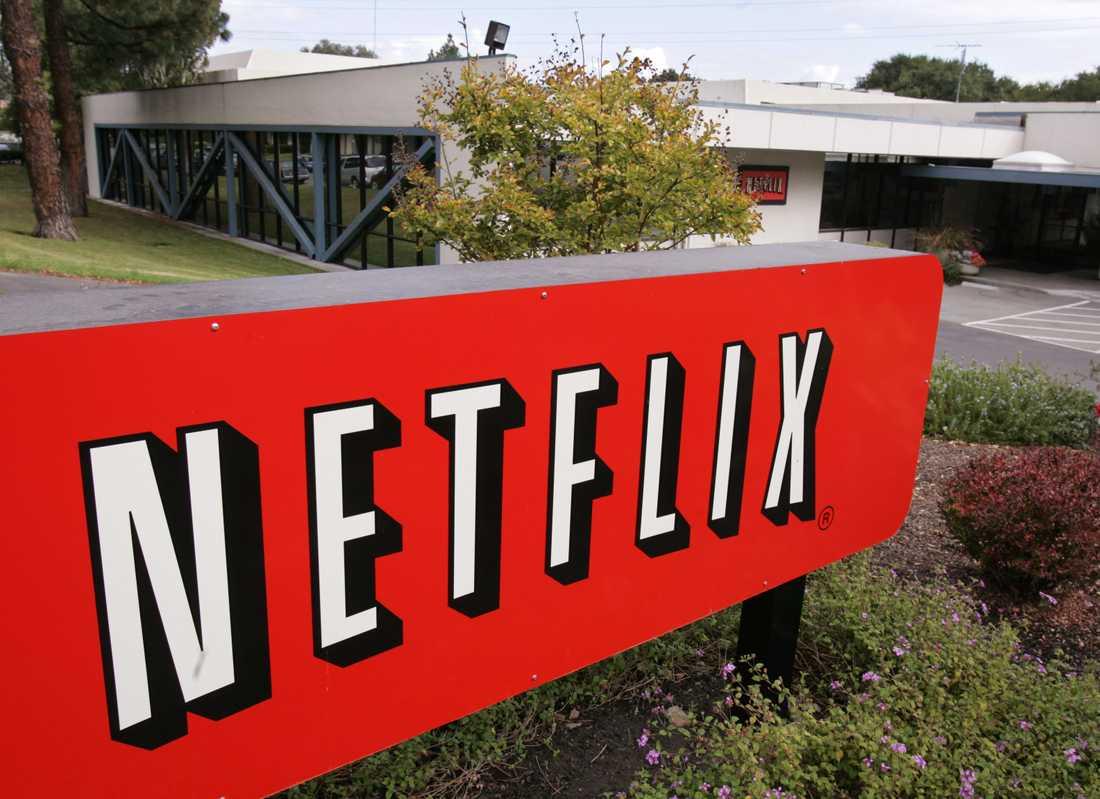Tv-streamingbolaget Netflix, minst bland Faang-bolagen, kablade ut en rapportrökare i förra veckan. Arkivbild