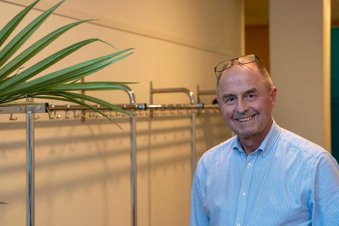 Robert Dalsjö, forskningsledare FOI, totalförsvarets forskningsinstitut