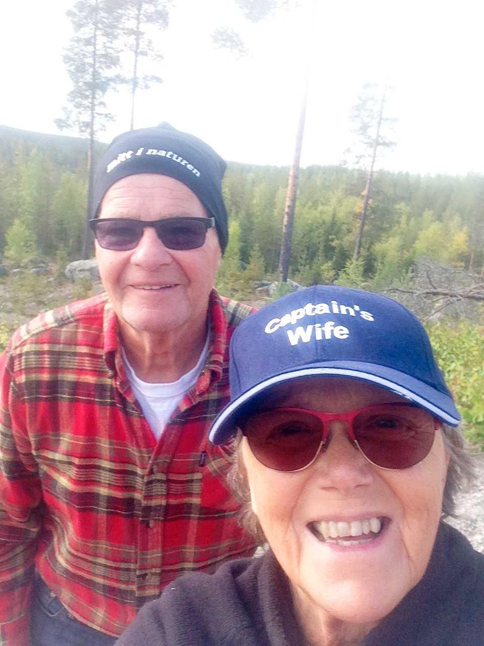 Jan-Olov och Birgitta har varit ett par sedan 1963.
