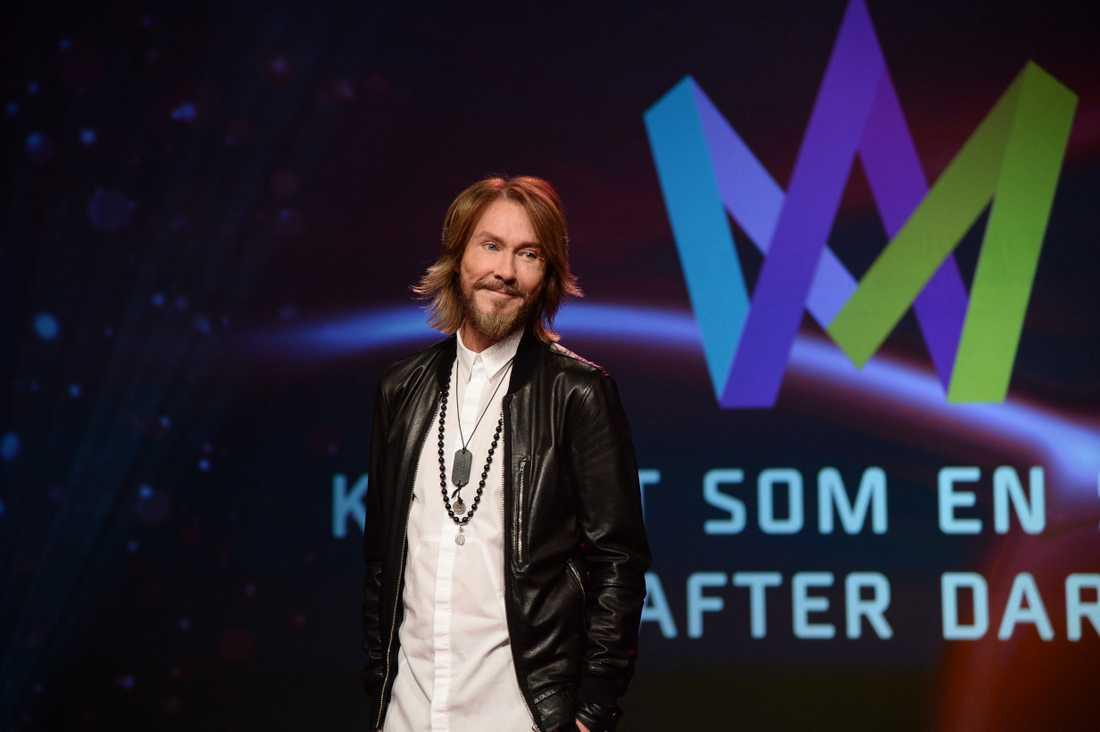 """Christer Lindarw gör comeback med After Darks """"Kom ut som en stjärna""""."""
