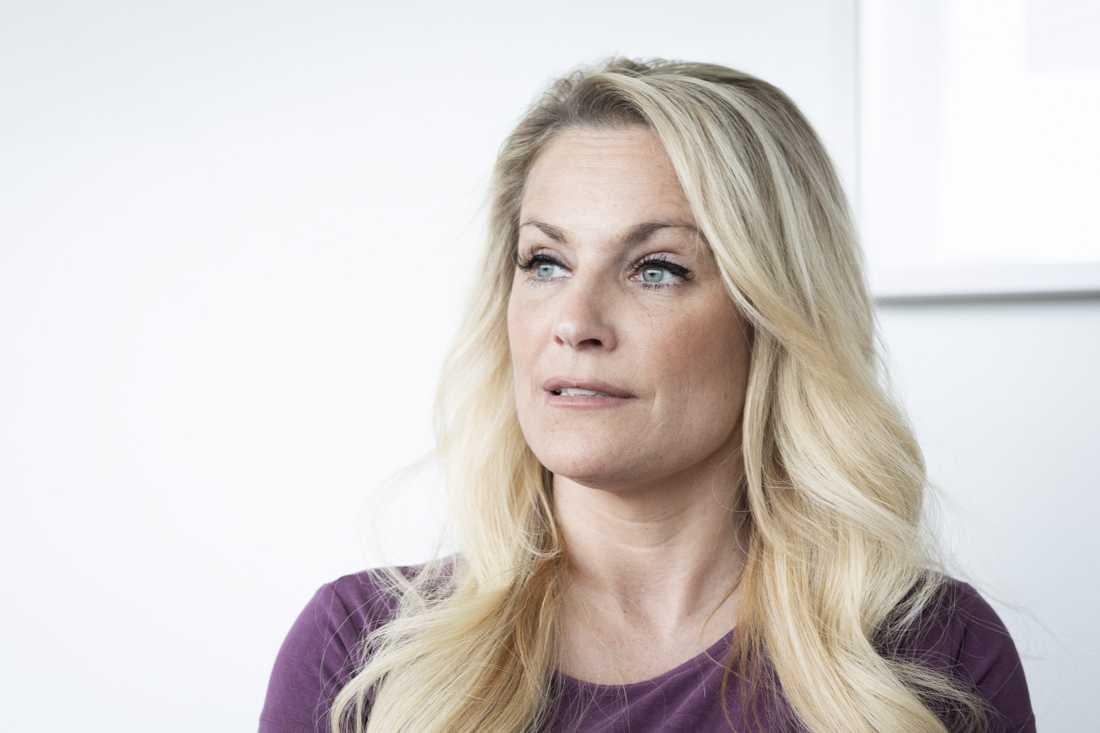 Laila Bagge, 46.