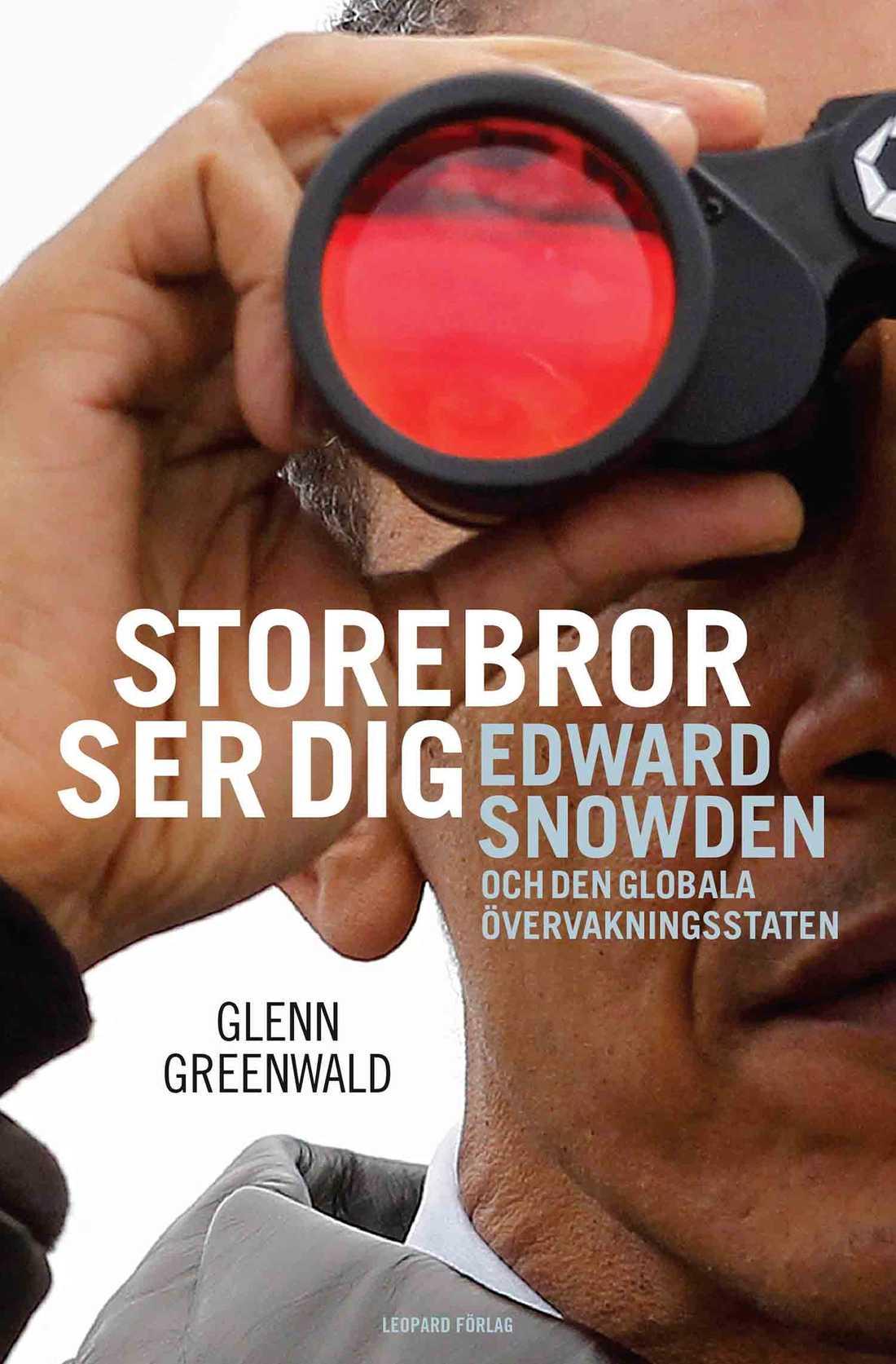 Greenwalds bok om planeringen bakom Snowdens scoop.