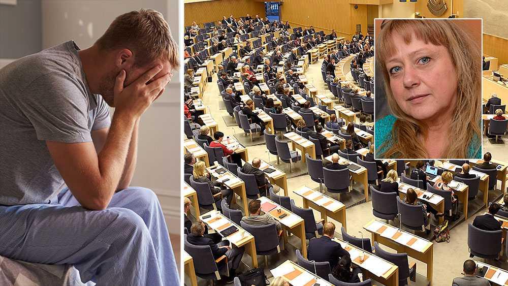 Låt inte en enda en av riksdagsledamöterna komma undan ansvaret för en fungerande sjukförsäkring, skriver Lisbeth Forsberg, Solrosuppropet.