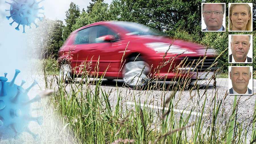 Strategin från myndigheter och en del politiker har under de senaste två decennierna varit att planera för minskad bilism. Denna attityd måste nu få ett slut. I stället bör staten, regioner och kommuner inse att bilens tid är nu och i framtiden, skriver fyra moderata politiker.