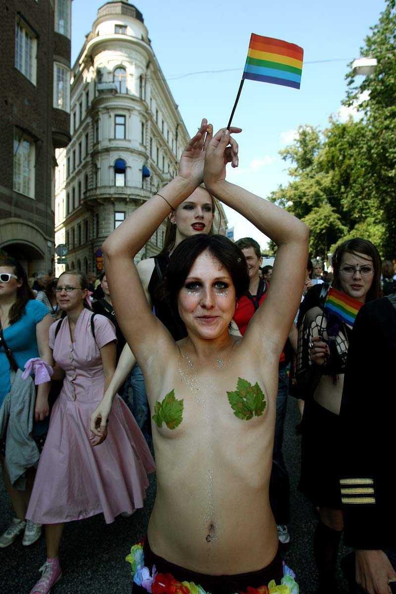 Stockholm Pride 2007