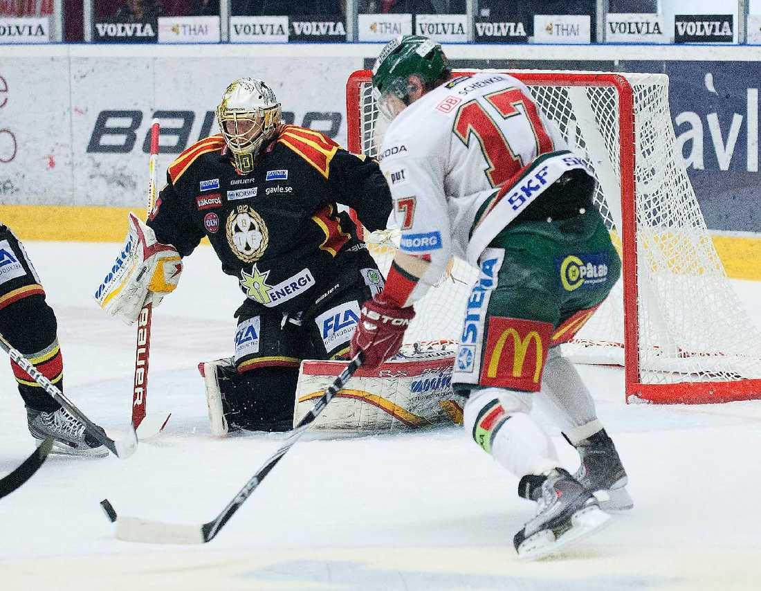 Holmqvist storspelade i går.