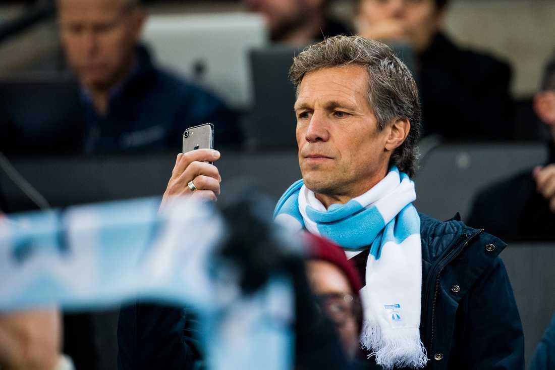 Jens Fjellström är tillbaka som tv-expert.