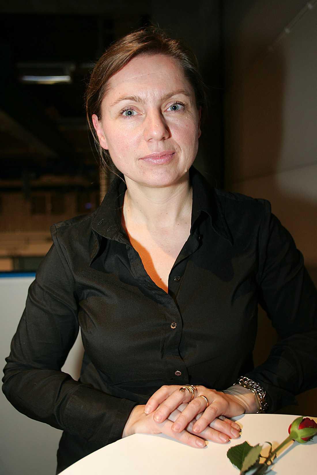 Åsa Sjöberg, TV4:s innehållsdirektör.