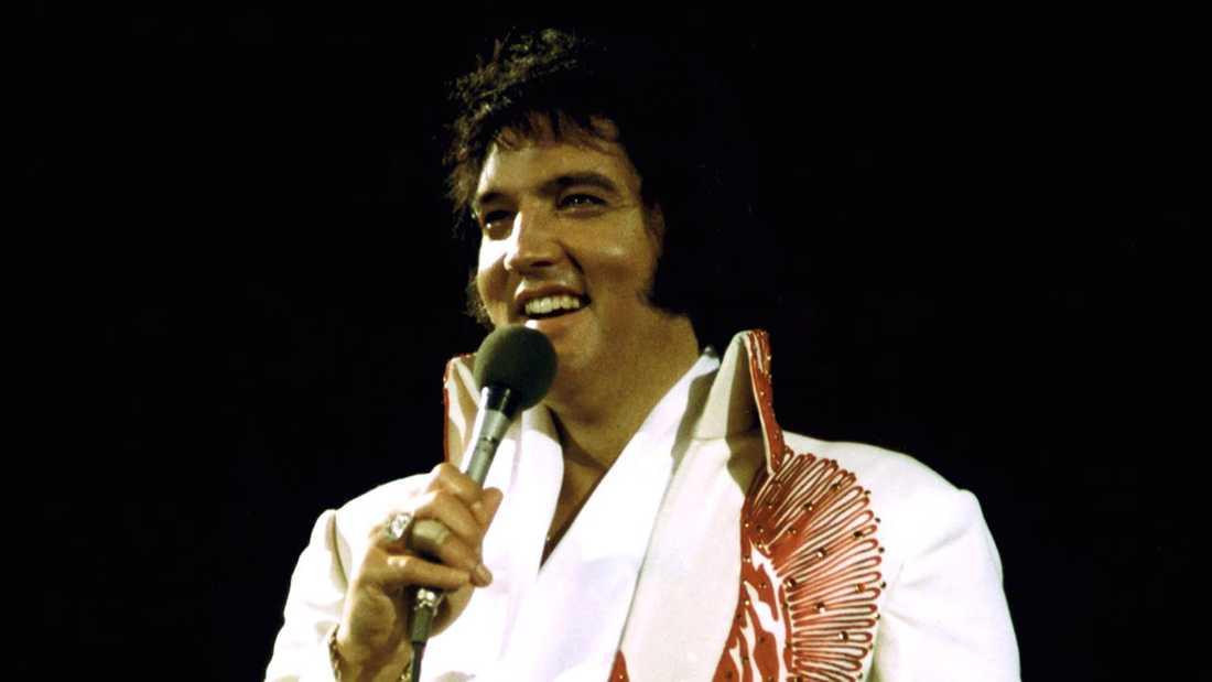 Elvis Presley (1935–1977).