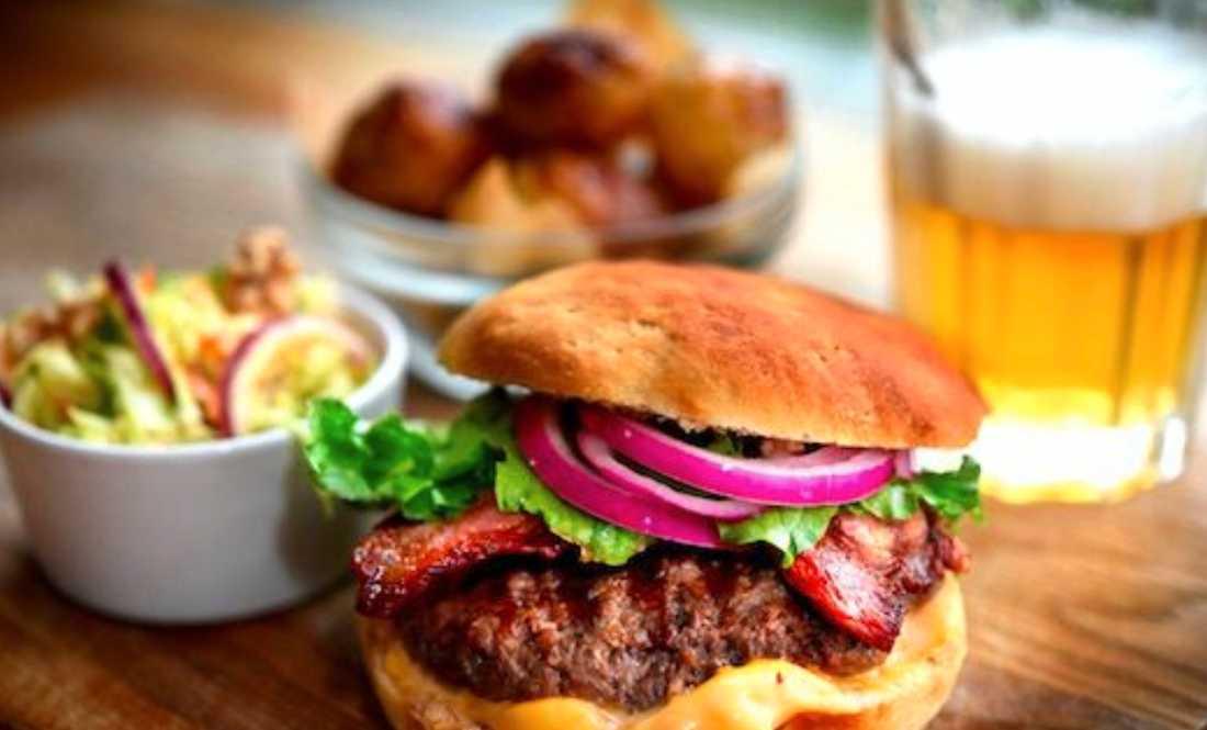 En perfekt grillad hamburgare till helgen?
