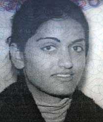 Ghazala,19, avrättades. Familjen dömdes.