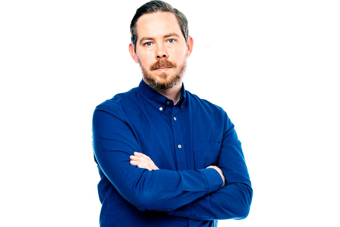 Eric Rosén tillträder den 1 juni.