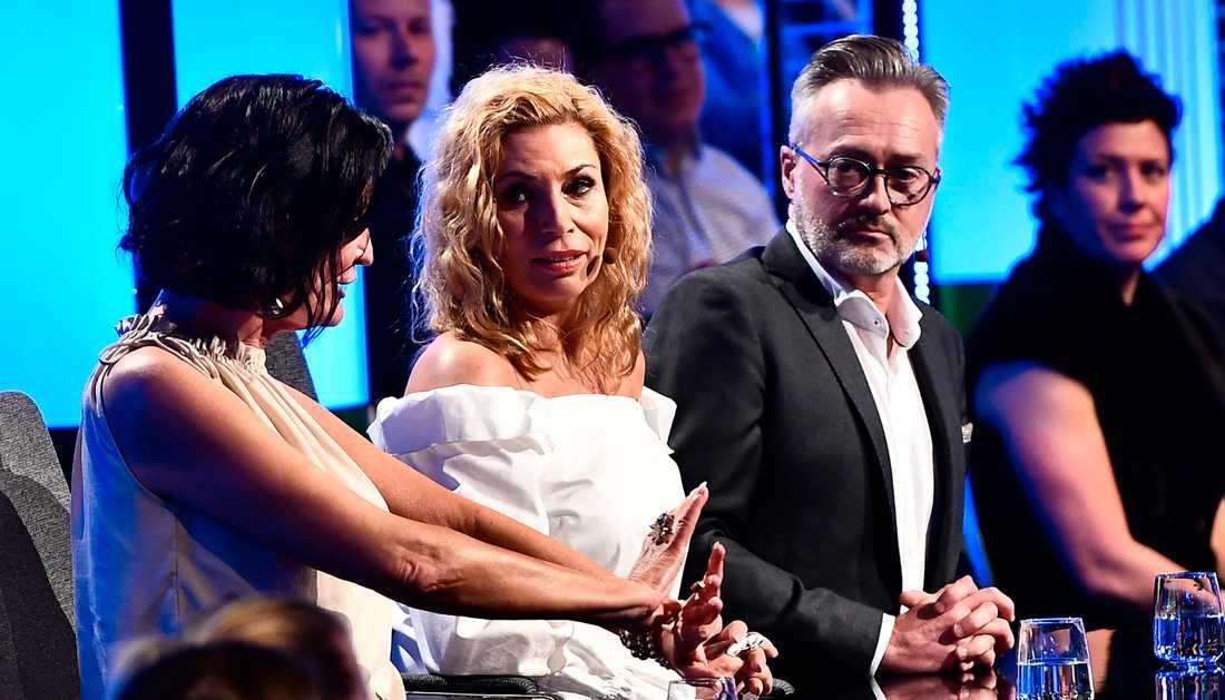 """""""Let's dance""""-juryn är inte överens"""