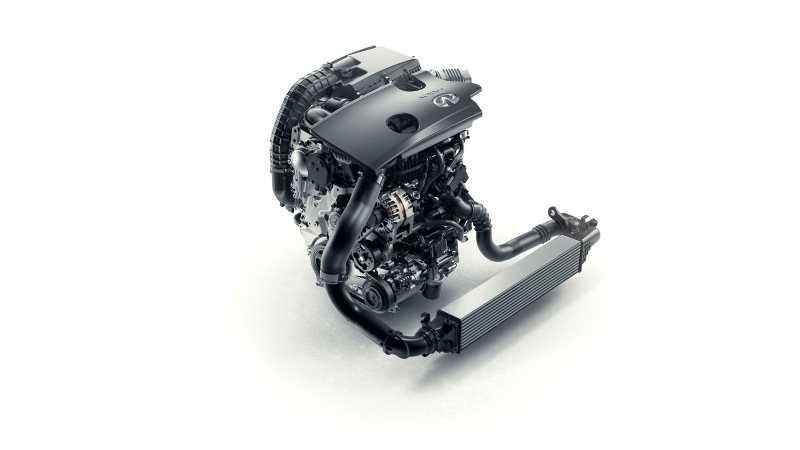 Den nya VC-T motorn.