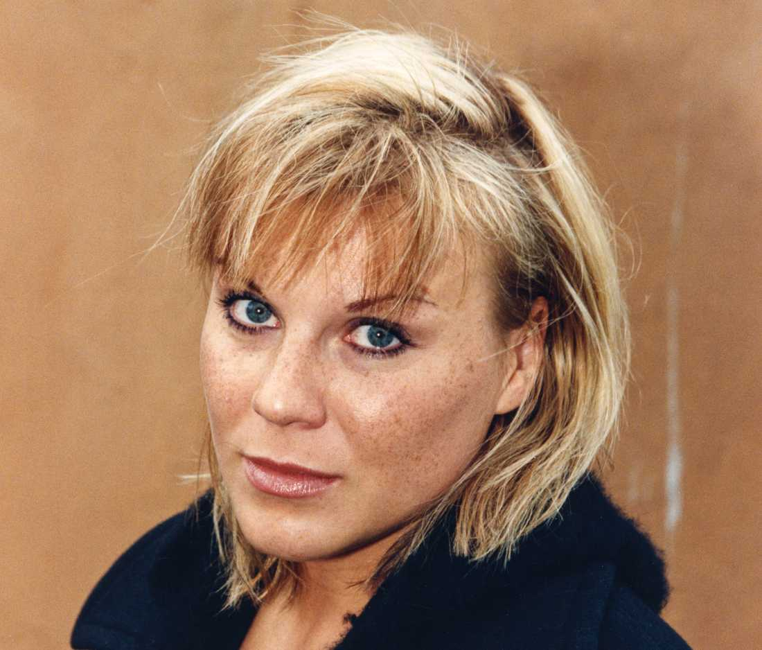 Josefin Nilsson. Arkivbild.
