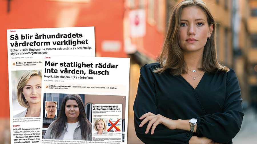 Medan Muf:s egna förslag på vårdområdet lyser med sin frånvaro, kommer Sverige behöva reformera sjukvården i grunden. KD har valt riktning och ett nationellt ansvar för vården är ett väl behövt första steg, skriver Nike Örbrink.