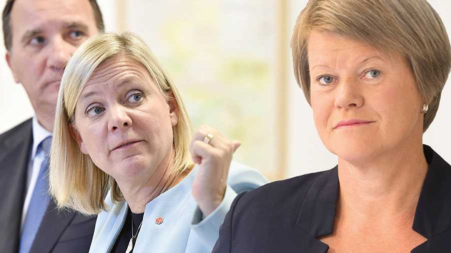Socialdemokraterna kunde ha motverkat besparingarna i välfärden med att kraftigt höja statsbidragen. Men i stället valde partiet att prioritera skattesänkningar för de rikaste, skriver Ulla Andersson.