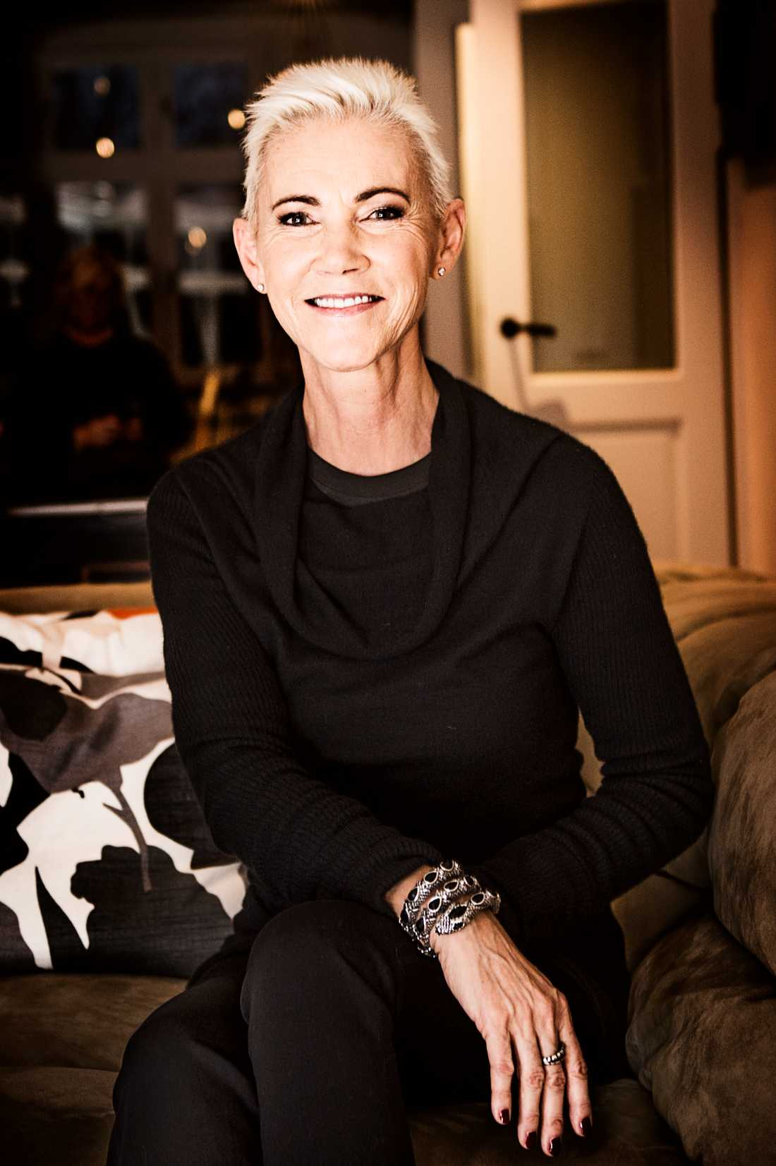 Marie Fredriksson blev 61 år.