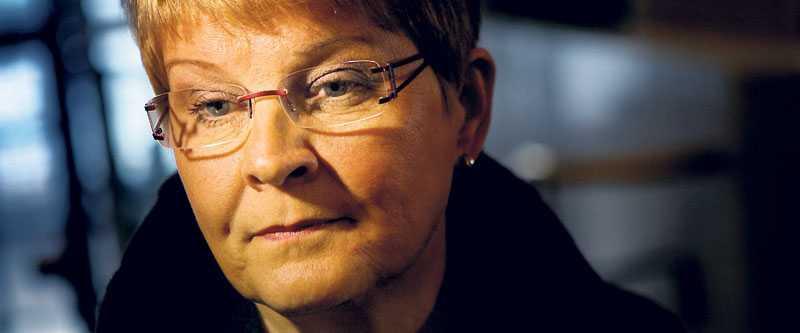 """Centern i Ånge samarbetar inte med Maud Olofsson och partiet på det nationella planet. """"Avsikten med denna ovanliga form av lokalpolitik är att i möjligaste mån försöka hålla centerpartister av den gamla trofasta sorten kvar i rörelsen"""", skriver Tage Påhlsson (C)."""