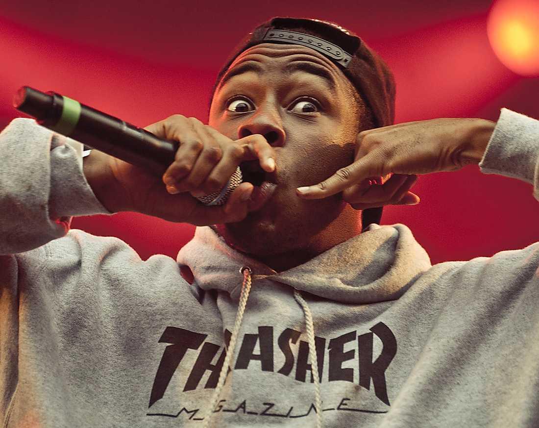 Tyler, The Creator.