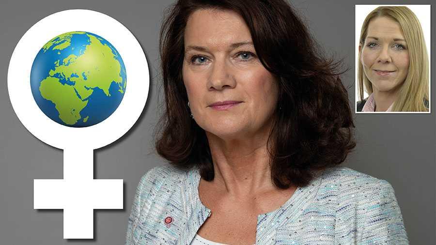 Därför fortsätter vi att driva en feministisk utrikespolitik med full kraft, världen över, skriver Ann Linde och Sara Heikkinen Breitholtz.