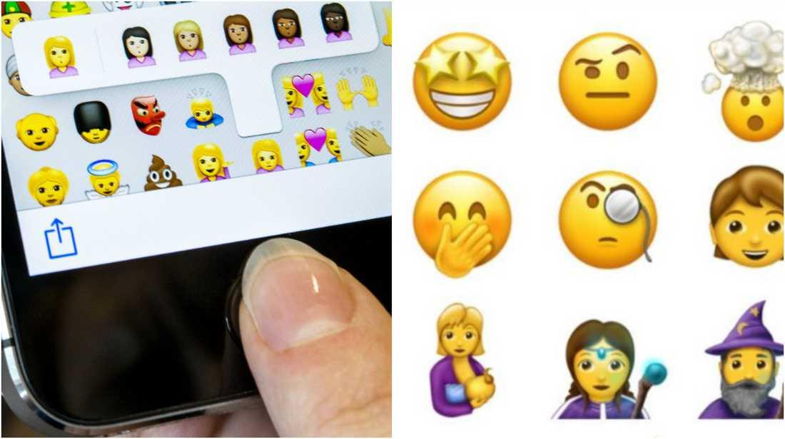 Emojis betydelse