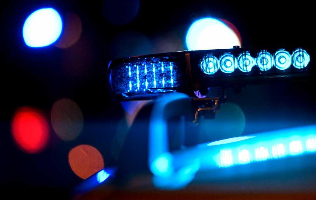 En man har skadats i ett knivbråk i en lokal i Täby kyrkby. Arkivbild.