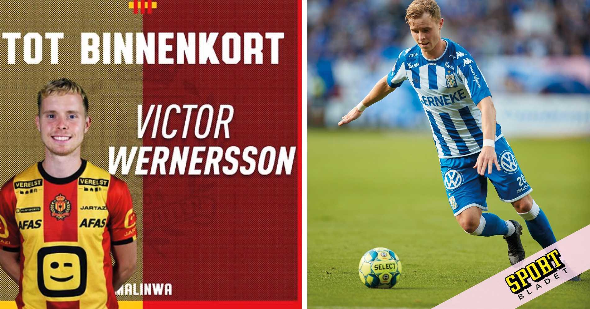 Blåvitts kritik mot Wernersson