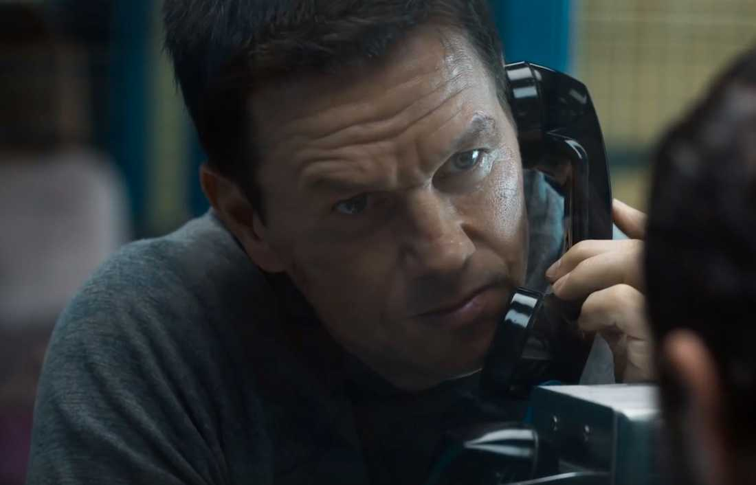 "Mark Wahlberg i ""Spenser confidential""."