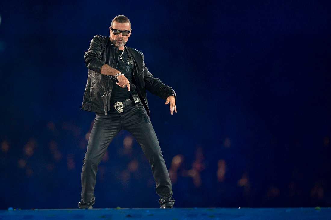 """Ett valv i London uppges innehålla George Michaels """"färdiga"""" album"""