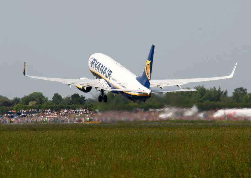 Ryanair kommer nästa år att flyga från totalt tio svenska flygplatser.