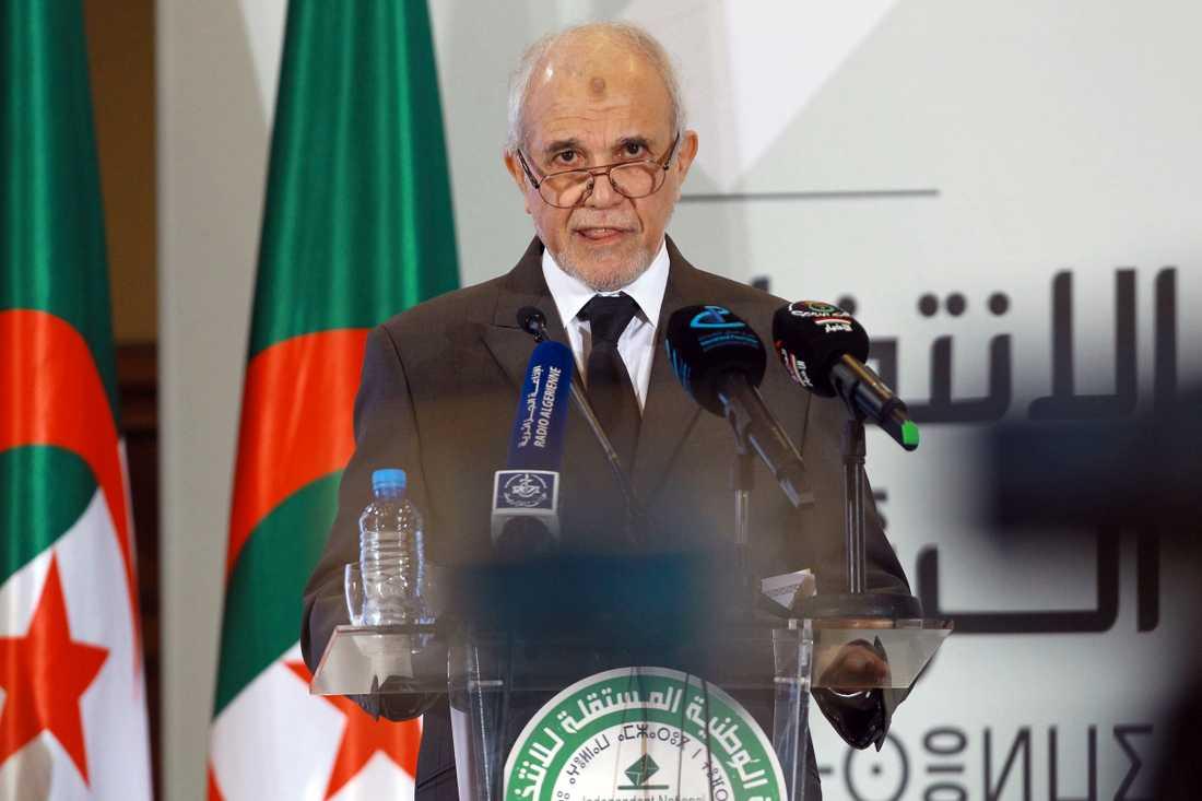Abdelmadjid Tebboune blir ny president i Algeriet.