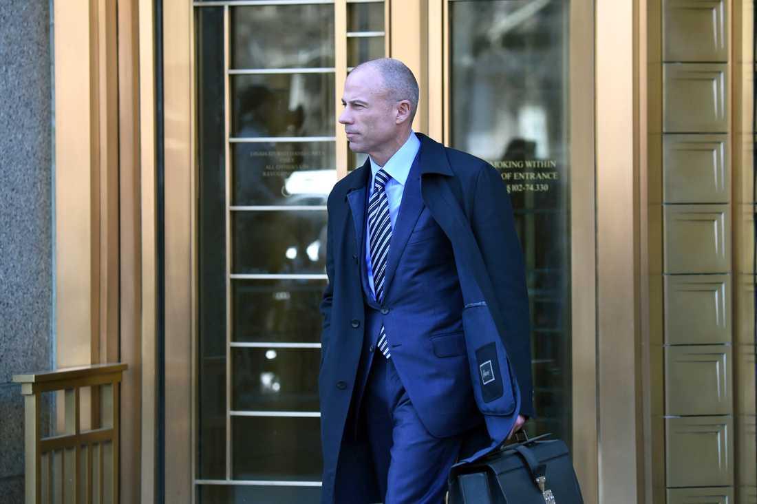 Stormy Daniels  advokat Michael Avenatti.