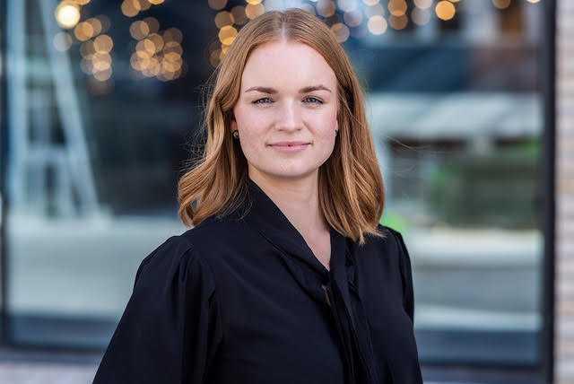 Ida Karlsson, analytiker på Arbetsförmedlingen.