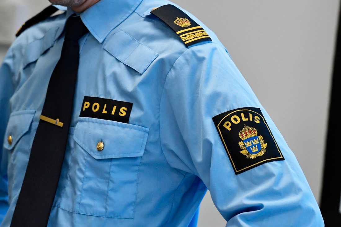 Polisen har gripit en efterlyst person på Arlanda. Arkivbild.