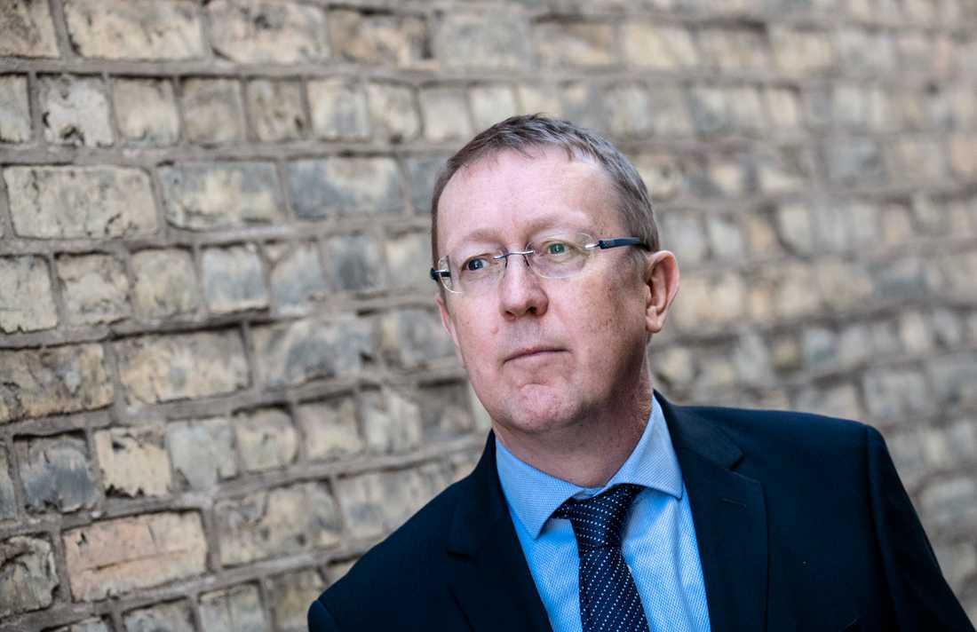 Advokat Fredrik Bülow har JO-anmält Migrationsverket.