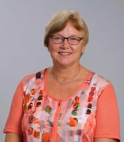 Ewa Back, Hälso- och sjukvårdsnämndens ordförande i region Västernorrland.