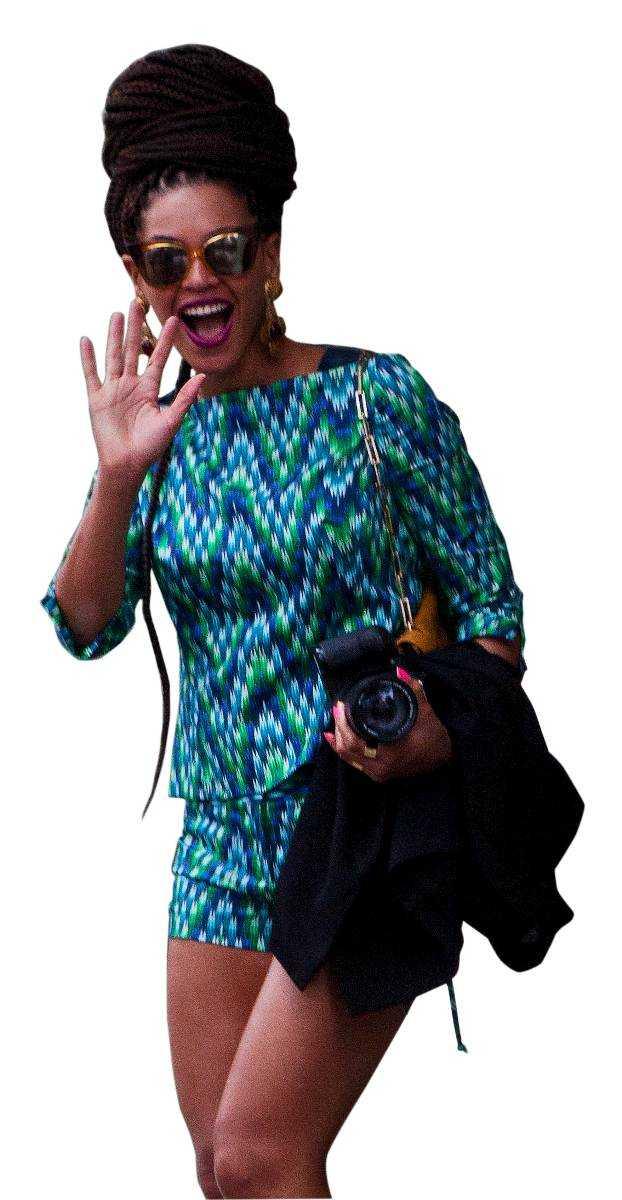 c483b52dcd9d Ständigt bevakad Beyoncé vinkade mot fotograferna när hon och maken Jay-Z  checkade ut från